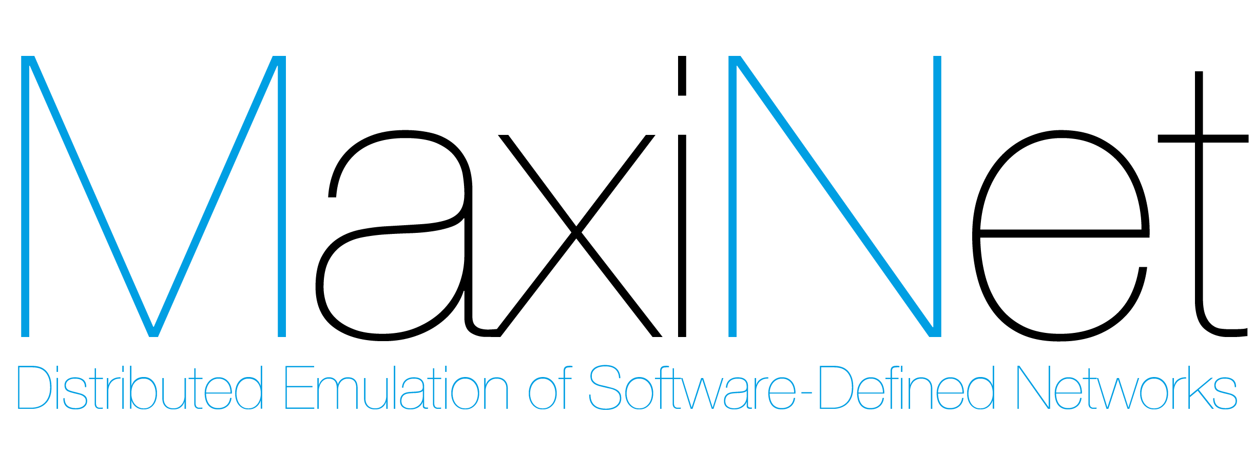 MaxiNet Distributed Emulation of Software-Defined Networks
